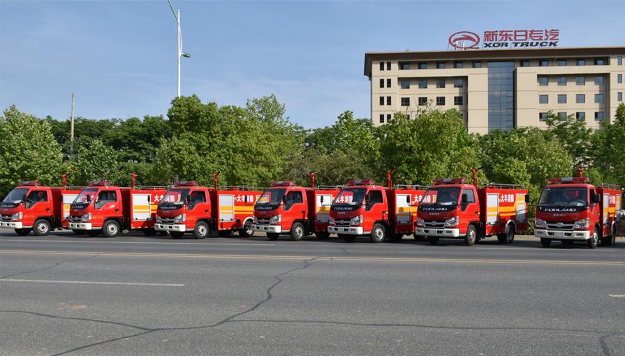 消防车的空调要怎么清洗?