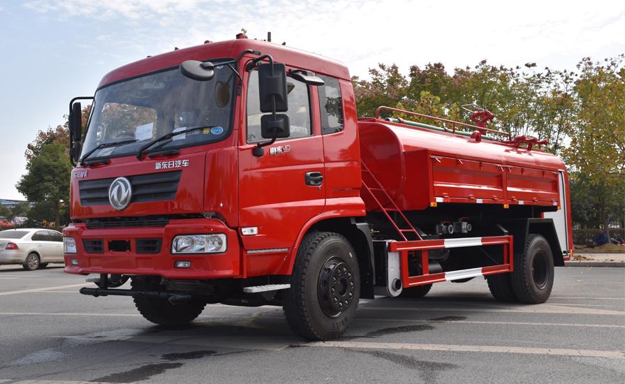 鸭脖手机版登录新东日专汽来说说消防车罐体发生生锈有哪些原因及防范措施