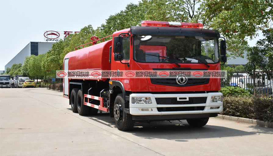 鸭脖手机版登录新东日专汽说说修理消防车有哪些注意事项