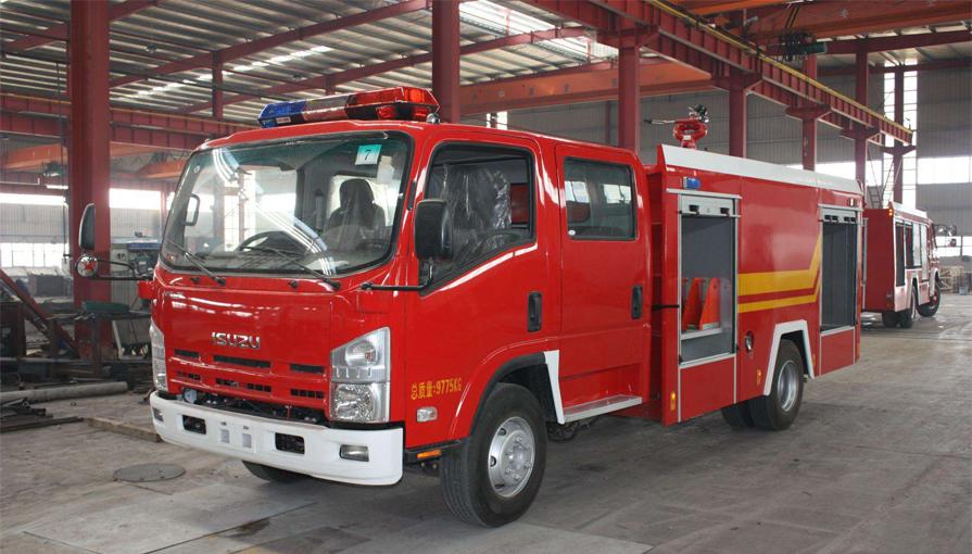 鸭脖手机版登录新东日专汽教大家挑选合格的消防车配件