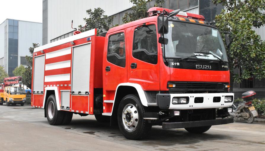 国内消防车市场有哪些发展趋势
