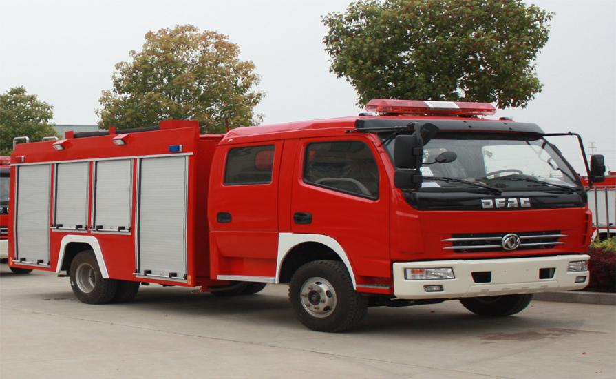 消防车怎么驾驶可以省油?