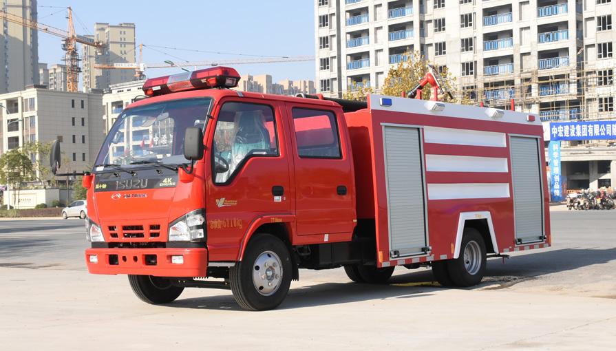 企业单位购买消防车需要哪些手续上什么牌照呢