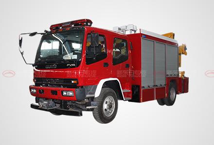 五十铃FVR抢险救援消防车