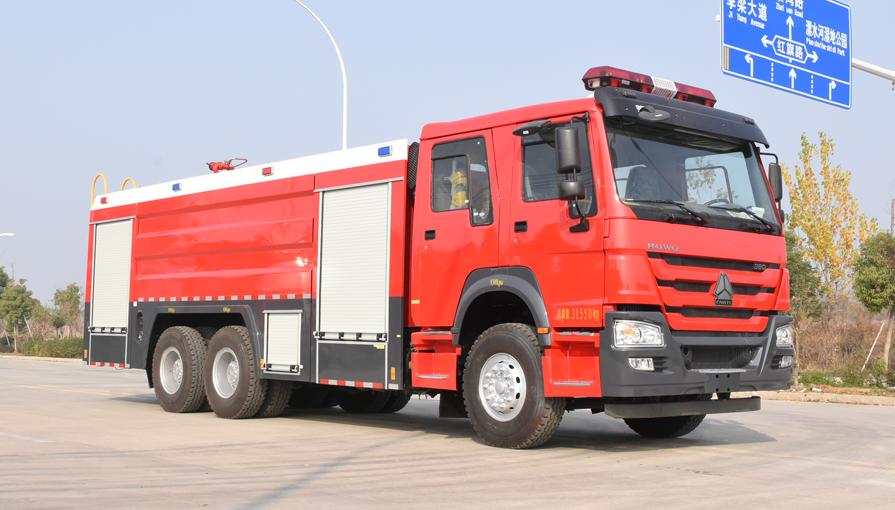 消防车验车有哪些需要注意的地方呢