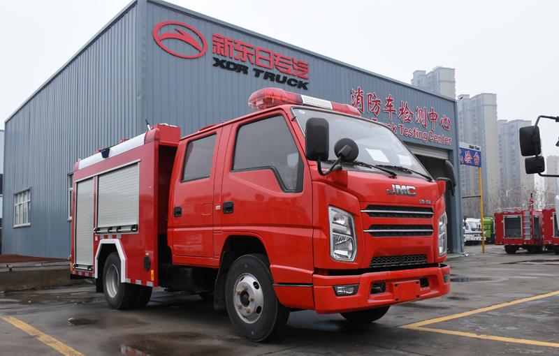 乡镇消防车选择微型或者小型消防车