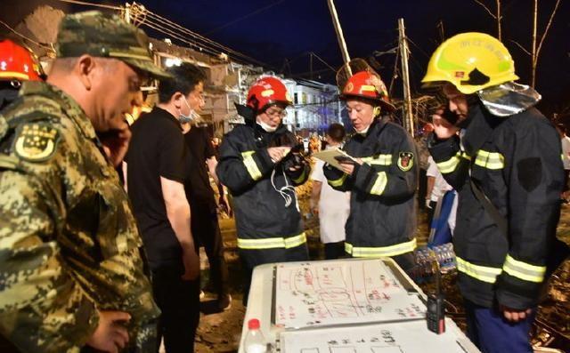 浙江温岭槽罐车爆炸 34辆中超直播24直播网138名指战员火速救援
